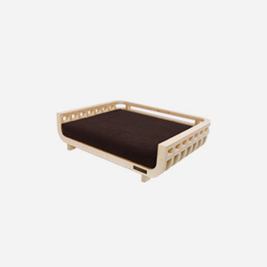 Pet Lounger Brown