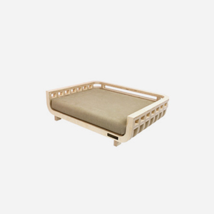 Pet Lounger Ivory