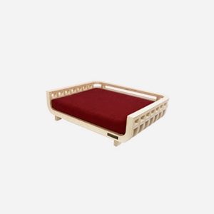 Pet Lounger Red