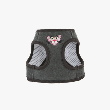 Pink Panther Vest Harness (Charcoal)