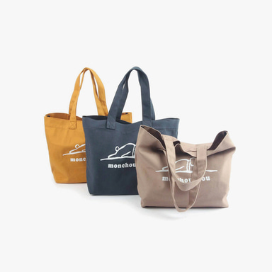 Lazy Weekend Eco-bag 에코백 (3color)