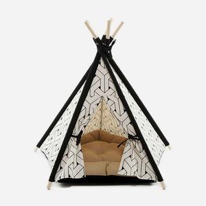 "H&B Tepee Tent ""ivory"""