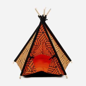 "H&B Tepee Tent ""Orange"""
