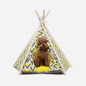 "H&B Tepee Tent ""lemon tree"""